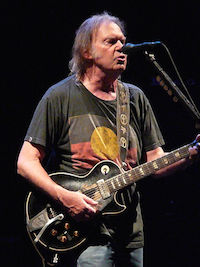 Neil Young 2009 - Credit: Andy Roo/CC