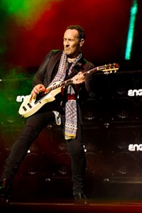 Vivian Campbell, Guitarist for Def Leppard, Credit Vivian Campbell's Facebook Page
