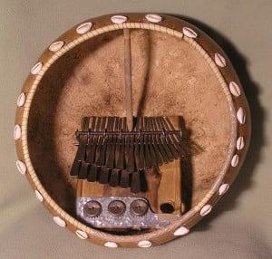 Mbira Dzavadzimu- Traditional instrument of the Shona people of Zimbabwe.