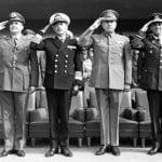 Chilean Junta Leaders