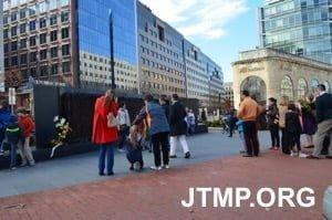 Holomodor Genocide Memorial - Wash. DC, USA - Credit: JTMP.org - CC